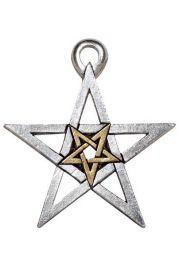 Pentagram podwójny