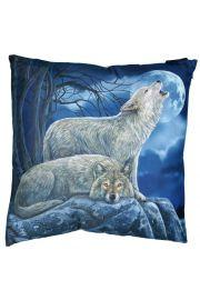 Poduszka z wypenieniem 40 x 40cm - Wyjące Wilki