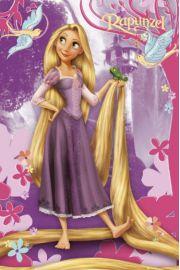 Disney Princess - Ksi�niczka Roszpunka - plakat