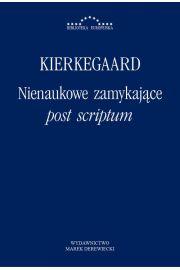 Nienaukowe zamykające post scriptum