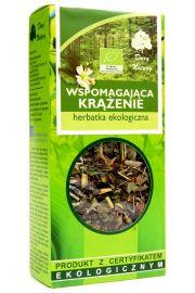 Herbatka Wspomagająca Krążenie Bio 50 G - Dary Natury