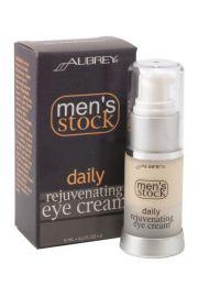 Aubrey Organics, Men\'s stock Krem pod oczy dla mężczyzn, 15 ml