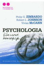 Psychologia Kluczowe koncepcje Tom 2