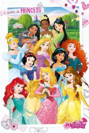 Disney Ksi�niczki - Jestem ksi�niczk� - plakat
