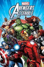 Avengers Bohaterowie - plakat