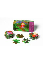 The Purple Cow, Puzzle 35el.Czewrony kapturek