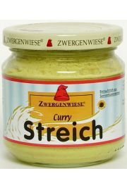 Pasta Słonecznikowa Z Curry Bezglutenowa Bio 180 G - Zwergenwiese