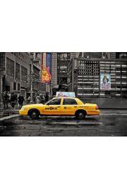 Nowy Jork Siódma Aleja - plakat