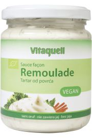 Sos Remoulade (Tatarski) Bio 250 Ml - Vitaquell