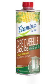 Etamine du Lys, p�ynny wosk do pod��g i drewna z olejem sosnowym, 500 ml