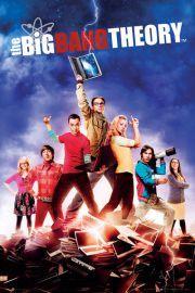 The Big Bang Theory - Teoria Wielkiego Podrywu - plakat