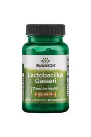 Swanson Lactobacillus Gasseri 3 miliardy CFU 60 kaps.