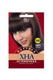 Henna koloryzująca do włosów – czekolada FIT Fitocosmetic
