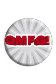 OMFG! - przypinka