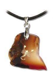 Amulet zodiakalny Skorpion
