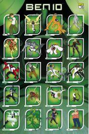 Ben 10 Compilation - plakat