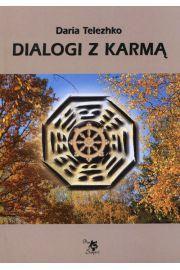 Dialogi z karmą - Daria Telezhko