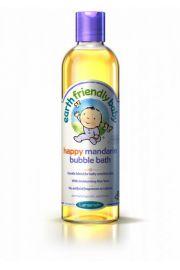 Earth Friendly Baby, Organiczny płyn do kąpieli o zapachu mandarynki, 300ml