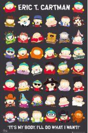 South Park Cartman - plakat
