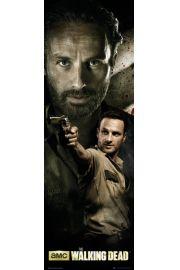 The Walking Dead Rick - plakat