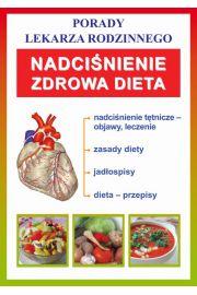 Nadciśnienie. Zdrowa dieta