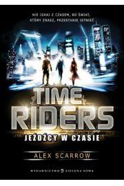 Time Riders. Jeźdźcy w czasie