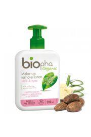 BIOpha, Ekologiczny płyn do demakijażu, 200ml