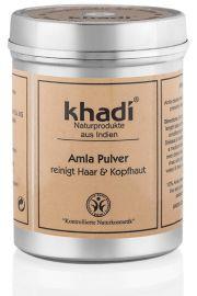 Odżywka do włosów w pudrze Amla Khadi