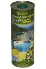 Oliwa z oliwek z dodatkiem cytryny 1000ml