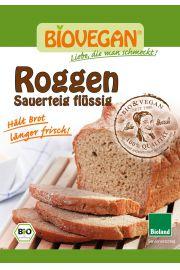 Zakwas Chlebowy Żytni W Płynie Bio 150 G - Bio Vegan