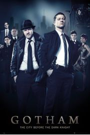Gotham Obsada - plakat