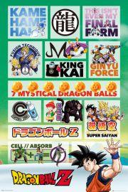 Dragonball Z - plakat
