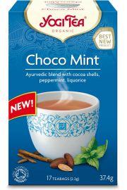 Czekoladowo-miętowa CHOCO MINT (17x2,2g)