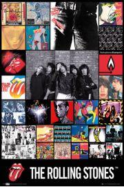 The Rolling Stones - Dyskografia - plakat