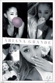 Ariana Grande Selfies - plakat
