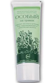 Specjalny �el-szampon bazie traw Krasiva OAO Svoboda