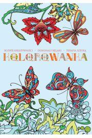 Kolorowanka antystresowa dla doros�ych Motyle