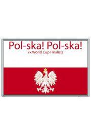 Polska Reprezentacja - Piłka Nożna - plakat