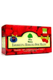 Herbatka Owoc Maliny Bio (20 X 3 G) - Dary Natury