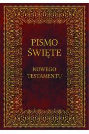 Biblia Pismo Święte Nowego Testamentu