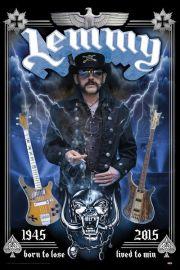Lemmy Motorhead - plakat