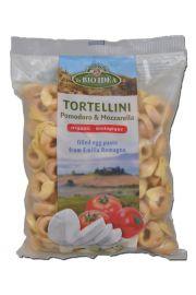 Tortellini Jajeczne Z Pomidorami I Mozzarellą Bio 250 G - La Bio Idea