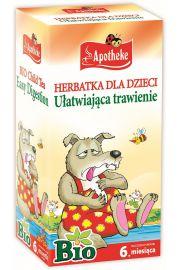 Herbatka Dla Dzieci - Na Trawienie Bio 20 X 1,5 G - Apotheke