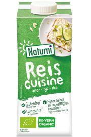 Zagęszczony Produkt Ryżowy Bezglutenowy Bio 200 Ml - Natumi