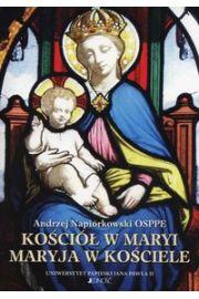 Kościół w Maryi, Maryja w Kościele