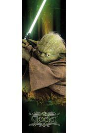 Star Wars Gwiezdne Wojny - Yoda - plakat