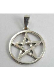 Pentagram a�urowy