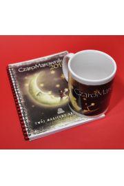 Zestaw CzaroMarownikowy: Magiczny Kalendarz i Kubek