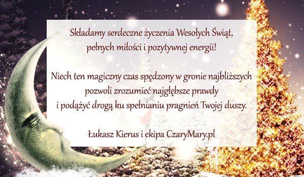 Serdeczne życzenia!