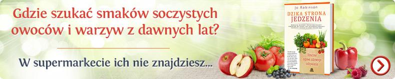 Dzika strona jedzenia - przejdź do CzaryMary.pl